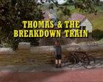 Thomas a jeho priatelia - Thomas a opravarensky vlak (Thomas and the Breakdown Train - Slovak Dub)