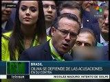 Rousseff califica de ilegítimo el proceso de impeachment en su contra