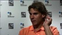 Rafael Nadal vs Marcel Granollers open Banc de Sabadell live - tennis - tenis - Open Ball Boy
