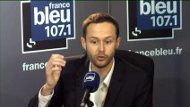 David Belliard, invité politique de France Bleu 107.1