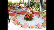 Wedding Table Arrangements | Wedding Table Arrangements Without Flowers