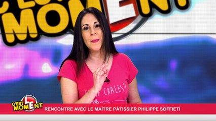 """C'est le moment ! """"Rencontre avec le maître pâtissier Philippe Soffieti"""" (19/04/16) partie 1"""