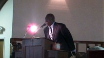 """Minister Willie Shears """"LOSING IS NOT AN OPTION"""""""