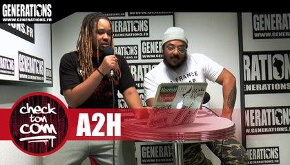 Check Ton Com' avec A2H
