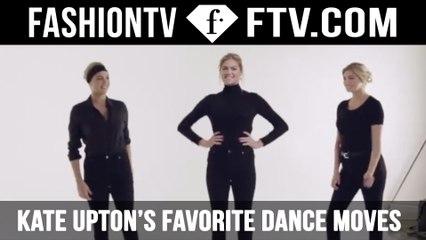 Kate Upton Shows Off Her Dance Moves! | FTV.com