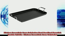 buy now  Kitchen Essentials From Calphalon Hard Anodized Nonstick Double Griddle Kitchen