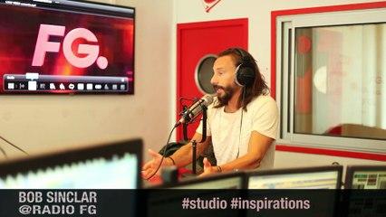 #3 Quand BOB SINCLAR nous raconte sa façon de travailler en studio