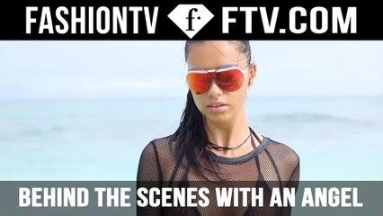 Adriana Lima Beach Shoot Compilation for Vogue | FTV.com