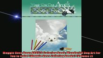 EBOOK ONLINE  Maggie Ross Dogs ANGELS Coloring Book Wonderful Dog Art For You to Color Maggie Ross  FREE BOOOK ONLINE
