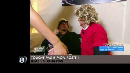 La baffe de Joey Starr à Gilles Verdez - Le Zapping du 20/04 - CANAL+