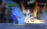 Devil May Cry 4 - Nero (S) vs. Bael (DMD Mode)