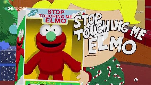 Poupée Elmo