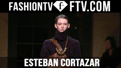 First Look Esteban Cortazar F/W 16-17 at Paris Fashion Week | FTV.com