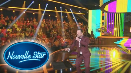 Maxime: Uptown Funk- Prime 3 - NOUVELLE STAR 2016