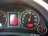 Audi A4 3.0 100-210 km/h stock