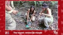 """Une candidate de """"The Island"""" attrape un caïman à mains nues"""