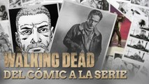 The Walking Dead - Comparativa personajes entre el cómic y la serie