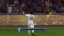 PES 2016 ps4 Marcelo score fantastic goal match level super star , 2016 بيس