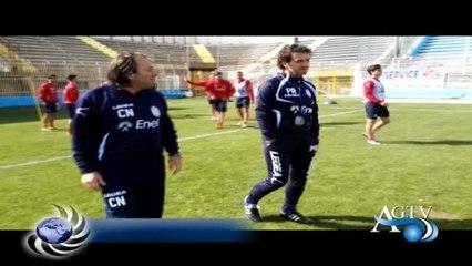Domenica è derby Akragas - Messina News Agtv