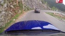 Jaguar F-Pace 2016 en la 'Serpentine Road'