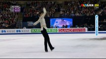 Yuzuru HANYU 羽生結弦 .MEN .FS -- 2016 World Figure Skating Championships