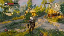 WITCHER 3 DEATH MARCH! WALKTHROUGH 9 ON DEATH'S BED