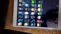 Bad calibration touchscreen