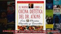 Read  El Nuevo Libro De Cocina Dietetica Del Dr Atkins Con Recetas Rapidas Y Sencillas Spanish  Full EBook