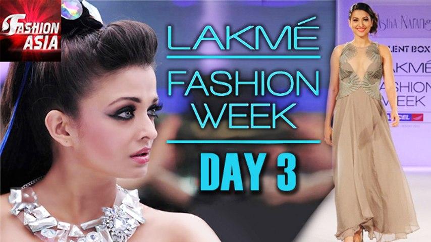 Lakme Fashion Week 2016 | DAY 3 | Fashion Asia
