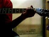 Baatein kuch ankahee {Sohail} on Guitar