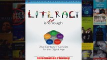 Free   Literacy Is NOT Enough 21st Century Fluencies for the Digital Age The 21st Century Read Download
