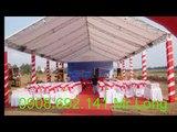 Cho thuê sân khấu 0908 692 141 TPHCM Mr Long