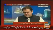 Why PMLN ministers were stopped to appear in Arshad Sharif's show