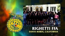 Righetti FFA - FFA Chapter Tribute - This Week in Agribusiness