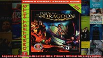 Legend of DragoonGreatest Hits Primas Official Strategy Guide