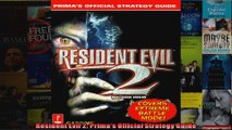 Resident Evil 2 Primas Official Strategy Guide
