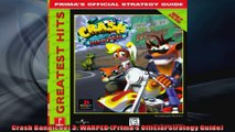 Crash Bandicoot 3 WARPED Primas Official Strategy Guide
