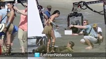 'Wonder Woman' Set Photos - Steve Trevor - Gal Gadot, Chris Pine