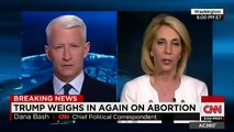 Donald Trump backtracks on abortion punishment comments