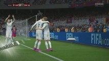 Foot - ESP - Jeux vidéos : FIFA 16 annonce une victoire du Real Madrid lors du Clasico