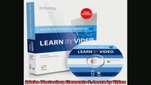 Adobe Photoshop Elements 9 Learn by Video