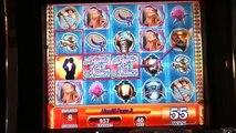 HEARTS OF VENICE Slot Machine with BONUS AND SUPER RESPINS Las Vegas Casino