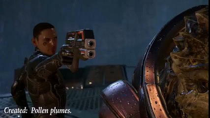 Gameplay Alpha de Mass Effect : Andromeda
