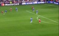Bayern Munich vs Eintracht Frankfurt  Frank Ribery Amazing Goal 1-0 02-04-2016 HD