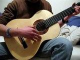 Rumba - guitare classique