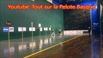 Cesta Punta Pro AM - Saint Jean de Luz 3 (P Tambourindeguy-Maya) contre Pau 1 (Egiguren-A Alliez)