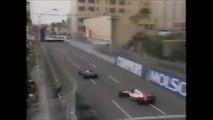 Formula 1 1990 US Grand Prix - Phoenix, Arizona - Ayrton Senna vs Jean Alesi