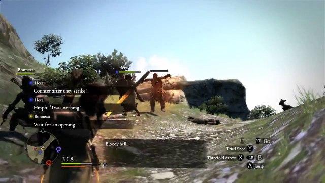 Dragons Dogma: Dark Arisen - Part 4 - PC Gameplay Walkthrough - 1080p 60fps