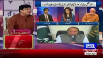 Haroon Rasheed Reveals That Why Nawaz Shareef Will Not Talk About Raw Agent