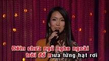 Karaoke LK Mưa Nửa Đêm,Mưa Đêm Ngoại Ô Tuấn Vũ Mỹ Huyền
